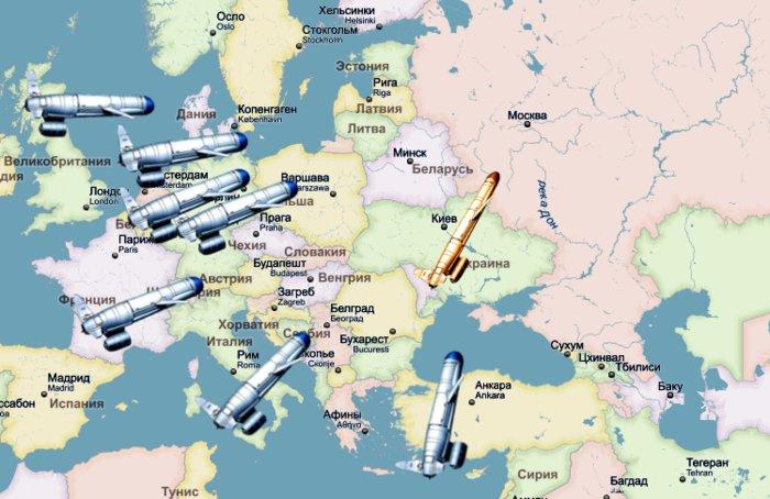 в НАТО, я костьми лягу,
