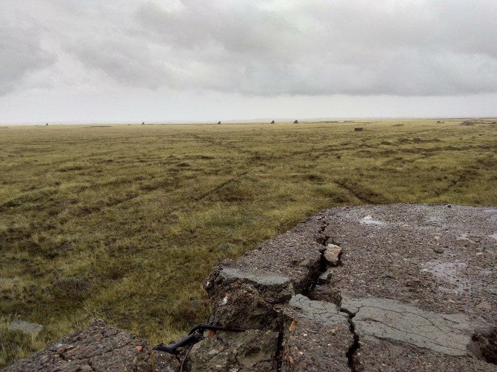 Ебля в степях казахстана